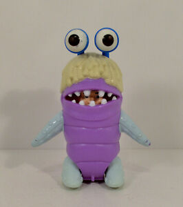 "RARE 2002 Boo as Monster 4.5"" Action Figure McDonald's Australia Monsters Inc"