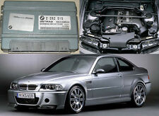 BMW E46 M3 SMG ECU + engine ECU reprogramming to M3 CSL SMG software service