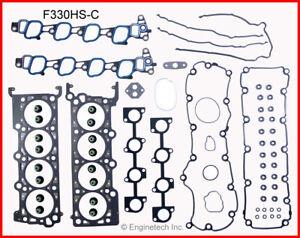 Enginetech Engine Cylinder Head Gasket Set F330HS-C