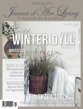Jeanne d´Arc Living Zeitschrift Nr.1 2020 Brocante JDL Vintage Magazin Deutsch