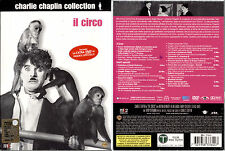 CHARLIE CHAPLIN COLLECTION: IL CIRCO - DVD NUOVO E SIGILLATO, BOX PRIMA STAMPA