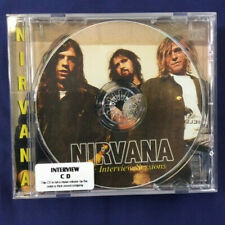 Nirvana - Interview Sessions - CD ALBUM our ref 1813