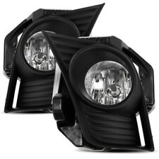 For 2014-2017 Lexus CT200h Clear Fog Lights Bumper Driving Lamps LH/RH Assembly