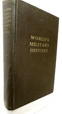 Outlines of World's Military History, Col W Mitchell, 1935, Mil Serv, West Point