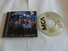 Jetboy - Feel the Shake (CD 1988) Japan Pressing