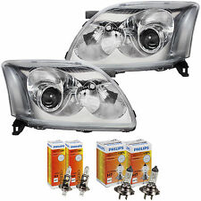 Set fanali TOYOTA AVENSIS T25 04.03-11.08 H7/H1 incl. PHILIPS