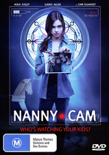 India Eisley NANNY CAM - CHILD ABDUCTION THRILLER DVD (NEW & SEALED)