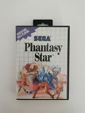 Phantasy Star - Sega Master System
