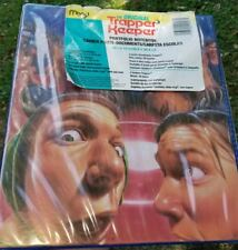 Mead Trapper Keeper Binder Vtg bear wrestling rare