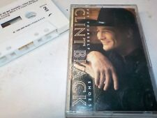 Clint Black CASSETTE Put Yourself In My Shoes (1990) TESTED Sounds Great