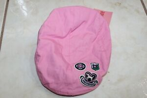 NWT GIRLS GYMBOREE SZ 3-4 HAT PINK SMART GIRLS