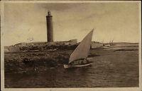 Alexandria Alexandrie Ägypten Egypt AK ~1920/30 Light house le Phare Leuchtturm