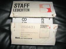 Staff Systembaustein Multitec Mod 250431 Trafo Ser 9209 12V 50VA Netzteil