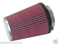 Kn Universal Filtro de aire (RC-9360) 64MM FLG ID, 118MM B OD, 89MM T OD, 151MM H