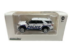 1/64 Greenlight Ford SUV 2020 Suffolk County Police Car