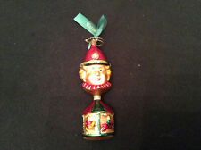 Vintage Waterford Mercury Glass Christmas tree Ornament rare