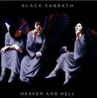 BLACK SABBATH (2 CD) HEAVEN AND HELL D/Remaster DELUXE EDITION TONY IOMMI *NEW*