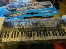 BONTEMPI 154910 Instrument Musique Clavier Synthétiseur Synthé piles etat neuf