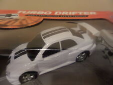 New listing Blue Hat Rc Turbo Drifter Action Car Full Function 49 Mhz White New