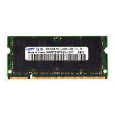 Samsung RAM SO DIMM DDR2 PC2 4GB 6400S 200Pin 800Mhz Speicher Laptop [46]