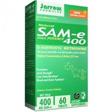 SAM-e (S-Adenosyl-L-Methionine) 400 - 60 Tablets - Jarrow