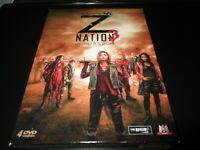 "COFFRET 4 DVD ""Z NATION - INTEGRALE SAISON 3"" serie horreur"
