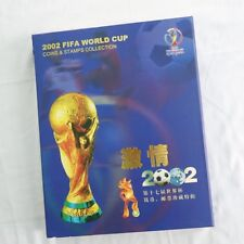 Fifa World Cup Coins Stamps Pocket Watch Soccer Limited 2002 Ticket Russia 2018