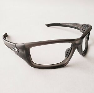 Oakley Valve Matte Grey Smoke Replacement Frame Only Authentic New OO9236-06