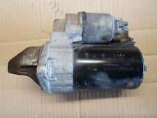 VAUXHALL CORSA 1.4 PETROL STARTER MOTOR PART No 0 001 107 408 BOSCH