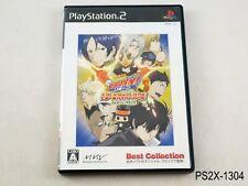 Hitman Reborn Dream Hyper Battle Bst Playstation 2 Japanese Import PS2 US Seller