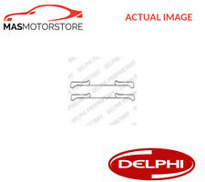 BRAKE PADS FITTING KIT SHIMS FRONT DELPHI LX0436 I NEW OE REPLACEMENT