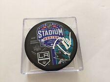 Todd Mclellan Signed 2015 Stadium Series SJ Sharks Hockey Autographed a