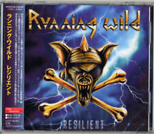 RUNNING WILD-RESILIENT-JAPAN ONLY CD BONUS TRACK F75