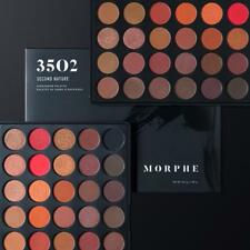 MORPHE 3502 SECOND NATURE EYESHADOW PALETTE NEW RELEASE In Box AUTHENTIC