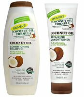 Palmers Coconut Oil Shampoo 400ml & Conditioner 250ml (COMBO)