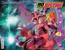 JUSTICE LEAGUE NO JUSTICE #1 1st PRINT SCOTT SNYDER DARK NIGHTS METAL SPIN OFF