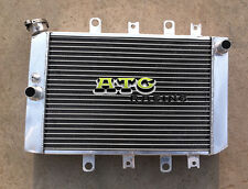 ALUMINUM RADIATOR for YAMAHA ATV QUAD GRIZZLY YFM700/550 2007-2011 2008 2009