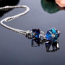 Swarovski Double Crystal Necklace