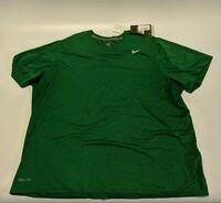 Nike Men's Green Legend 2.0 Athletic T-Shirt Size L NEW