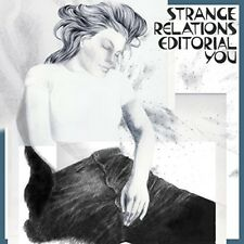 "Strange Relations - Editorial You [New 12"" Vinyl] Colored Vinyl, Digital Downloa"