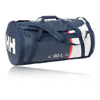Helly Hansen Unisex Duffel Bag 2 90L Navy Blue Sports Gym Outdoors Water