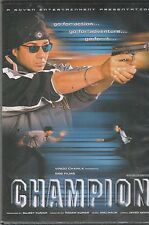 Champion - Sunny Deol   [Dvd] 1st Edition Released