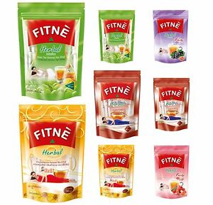 FITNE HERBAL INFUSION SLIMMING TEA DETOX LAXATIVE WEIGHT LOSS DIET ALL FLAVOUR