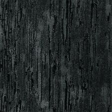 Sanderson Curtain/Upholstery Fabric 'ICARIA' 3.4 METRES Charcoal 232921 VELVET