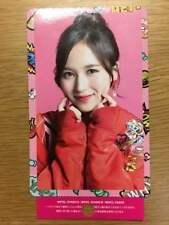 TWICE Japan 2nd Single ( Candy Pop ) - Official Photo Card/Photocard MINA