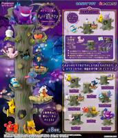 Re-ment Pokemon Let's gather together Forest Vol.3 Figures Full set 8 pcs