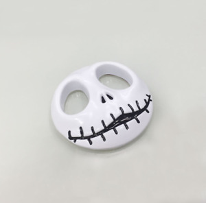 JACK SKELLINGTON METAL 3D EMBLEM STICKER AUTO BADGE FOR CARS SKULL PUMPKIN FACE