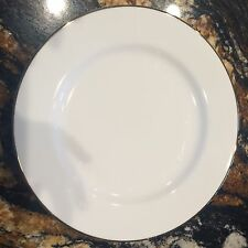 "7 10 Strawberry Street Gold Line 9.13"" Luncheon Plate"