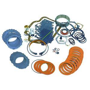 Auto Trans Overhaul Sealing Kit  B & M Racing & Performance  21041