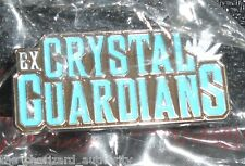 EX Crystal Guardians PreRelease Collector PIN/Badge Sealed Official Pokemon